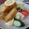 大福食堂 - 料理写真:大振りな牡蠣フライが五個