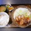 ふじと - 料理写真:特上とんかつ定食(1100円)
