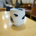 いづ松 - お茶