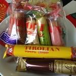 千鳥屋本家 - 料理写真:チロリアン・ショート と ショコラ、塩キャラ^^
