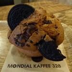MONDIAL KAFFEE 328 GOLD RUSH - ☆オレオマフィン(●^o^●)☆