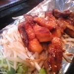 飛鳥 - 豚ステーキ