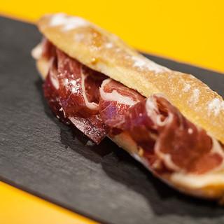 """スペイン国民食""""ボカディージョ""""!オシャレに気軽に楽しんで♪"""
