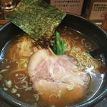 麺屋 匠堂 - 醤油ラーメン大盛
