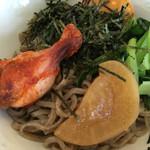 一方通行 - 魚介醤油つけ麺(¥760円)