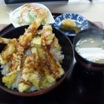 44305851 - 天丼  860円