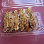 鶏五郎 - 餃子漢 一皿300円