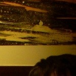 Kuruma - 半個室にあった絵(笑)