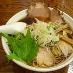 麺屋 信成 - 黒醤油