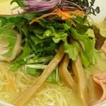 麺屋 信成 - 福島鶏白湯
