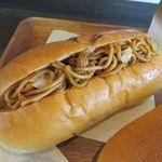大平製パン - 焼そばコッペ