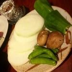 44311701 - 野菜焼