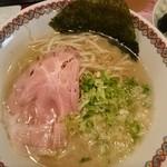 machinomendokororyuuya - 琉とんこつ¥650