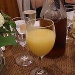 レストランジョイ - アタシはオレンジジュースで!