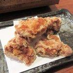 仙石原品の木一の湯 - 鶏の唐揚げ2015.11.08