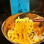 とりぱん - とりぱんDX しお(麺)