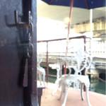 珈琲艇キャビン - 窓からの眺め