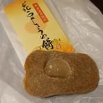 寺子屋本舗 - 花豆しょうゆ餅(130円)