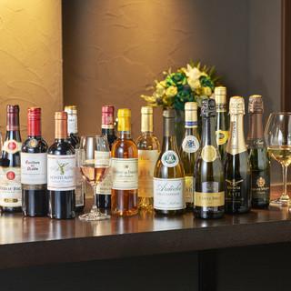「ボルドー5大シャトー」最高級ワインを取り揃えております。