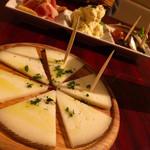 44324370 - ケソ・マンチェゴ(山羊のチーズ)
