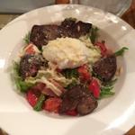 キッチンレンズ - 信玄鶏レバーサラダ