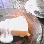 4433586 - ケーキセット☆さつまいものチーズケーキと紅茶