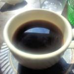 ママンカフェ - コーヒー
