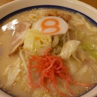 8番らーめん - 料理写真: