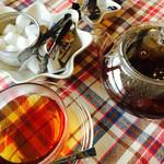 cafe しもん - セットドリンク紅茶