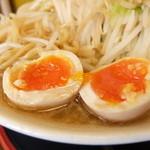 麺屋 元 - 味玉