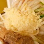麺屋 元 - ニンニク