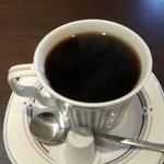 鉄板ダイニング夢元 - コーヒー