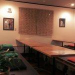 Polpo  - 二階テーブル席20名まで収容可