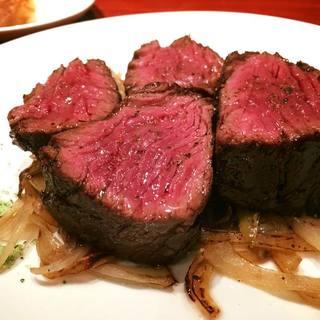 赤身肉好きなあなたにおすすめサガリのステーキ
