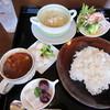 サバァイ - 料理写真:緑カレーランチ♪