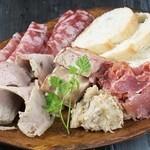 CarneTribe 肉バル - CarneTribe盛り