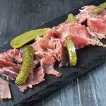 CarneTribe 肉バル - 切り落としパルマ産生ハム