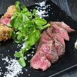 CarneTribe 肉バル - 秋田県産黒毛和牛みなせ牛