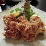いいっしょ - 鶏の唐揚げ ¥500