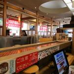 まさのすけ本店 - コンベア上には寿司が無い