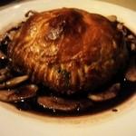 ジェニスガストロ - 料理写真:牛ホホ肉のパイ