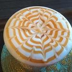 HEAVEN'S CAFE - スッゴク綺麗なキャラメルマキアート♪