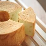 コッコテラス - たまご屋さんのシフォンケーキ