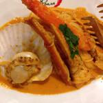 イタリア厨房 ベルパエーゼ 上尾店 - 2015-11-11 18.32.09