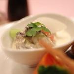 44345295 - 牡蠣白葡萄酒風味(かきぶだうしゆふうみ)