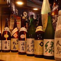 地酒と宮城のうまいもん処 斎太郎 - 宮城の地酒をはじめ東北の美味しい日本酒を多数ご用意!