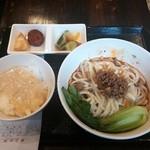 郷村居 - 正宗担担麺¥700