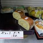 ピエロ - チョットケーキ¥50 ネーミングが楽しい♪
