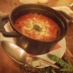 ブエナビスタ - ラム肉のトマト煮込み!美味しい〜♫