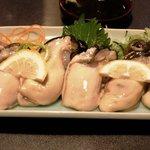 山正 - 料理写真:牡蠣(2皿分)